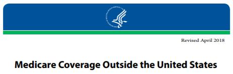 Medicare Coverage outside USA