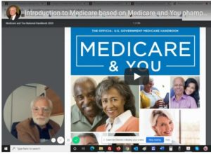 Steve's video on Medicare & You