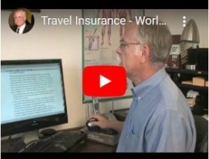 steve's video on travel insurance